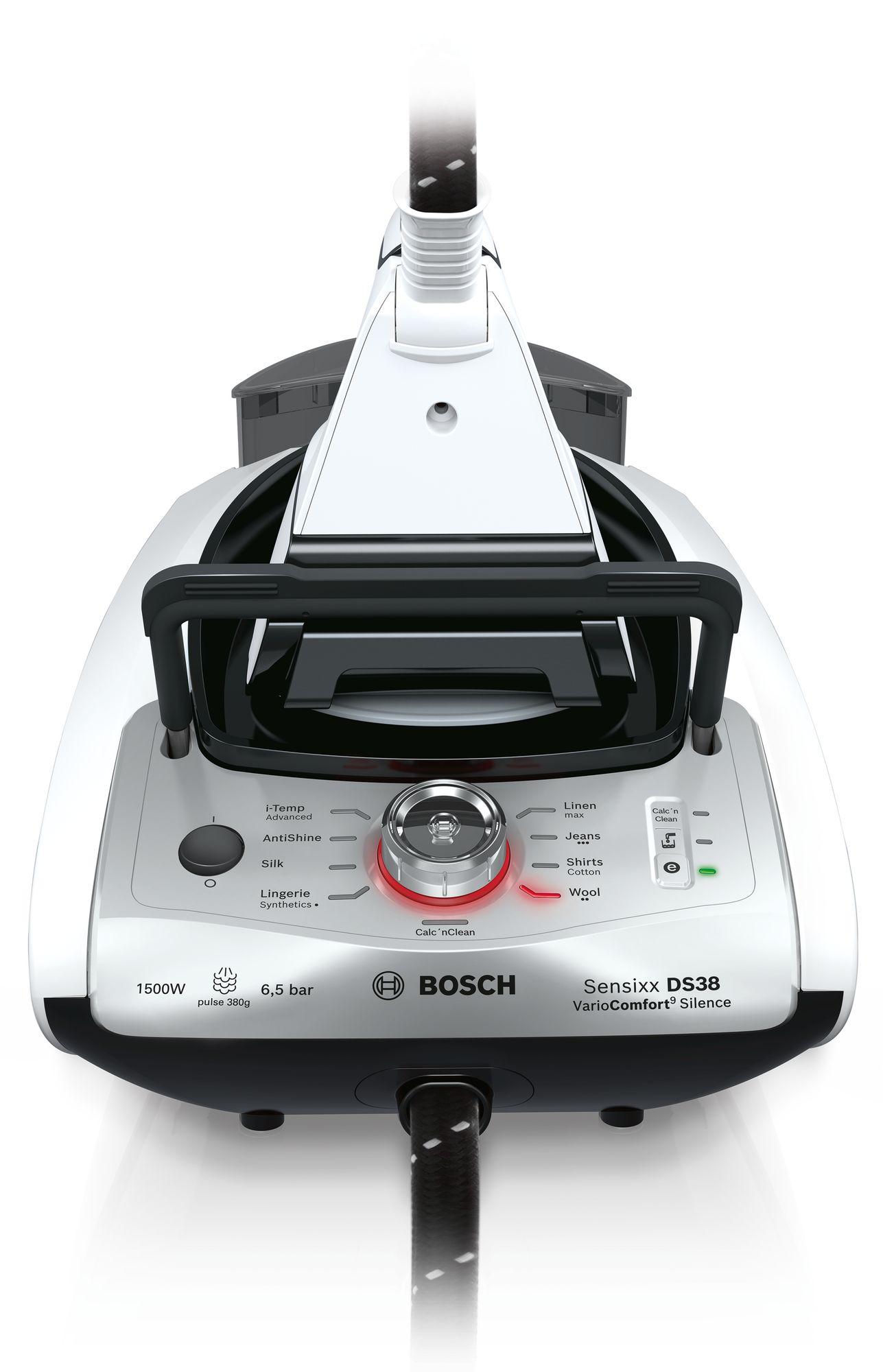 اتوی بخار مخزن دار  بوش 1500 وات مدل TDS3715100
