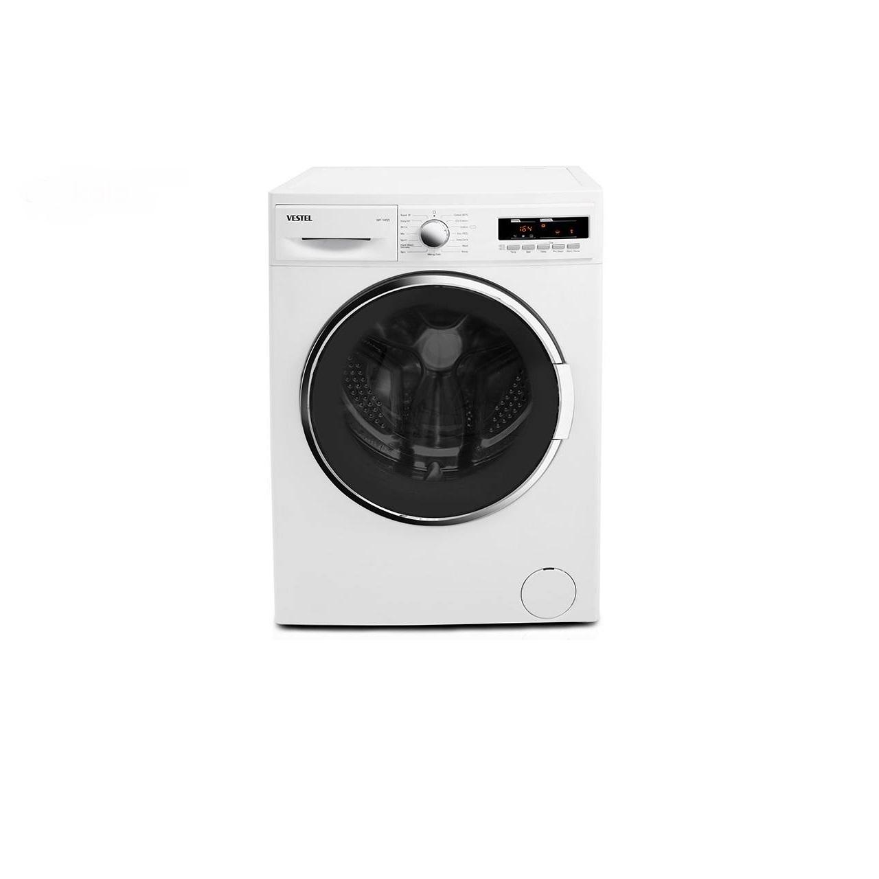 ماشین لباسشویی وستل مدل WF1455 ظرفیت 8 کیلوگرم