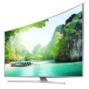 تلوزیون خمیده سامسونگ مدل  55MU7995 Ultra HD