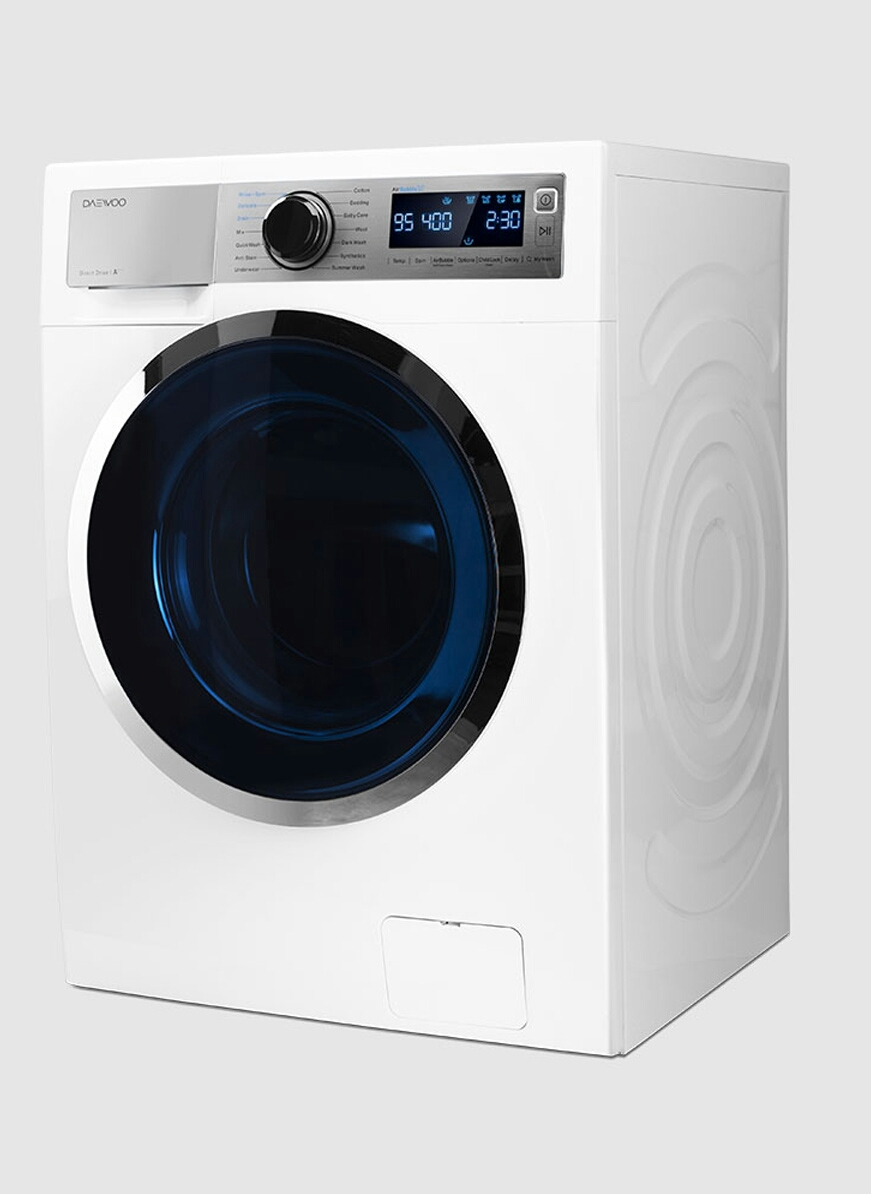 ماشین لباسشویی دوو مدل DWK-LIFE82TS