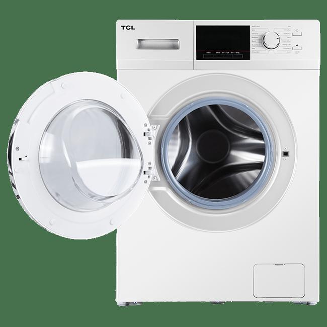 ماشین لباسشویی تی سی ال مدل TWM-804BI ظرفیت 8 کیلوگرم
